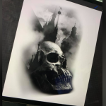 Marjolein_EigenOntwerp_Skull